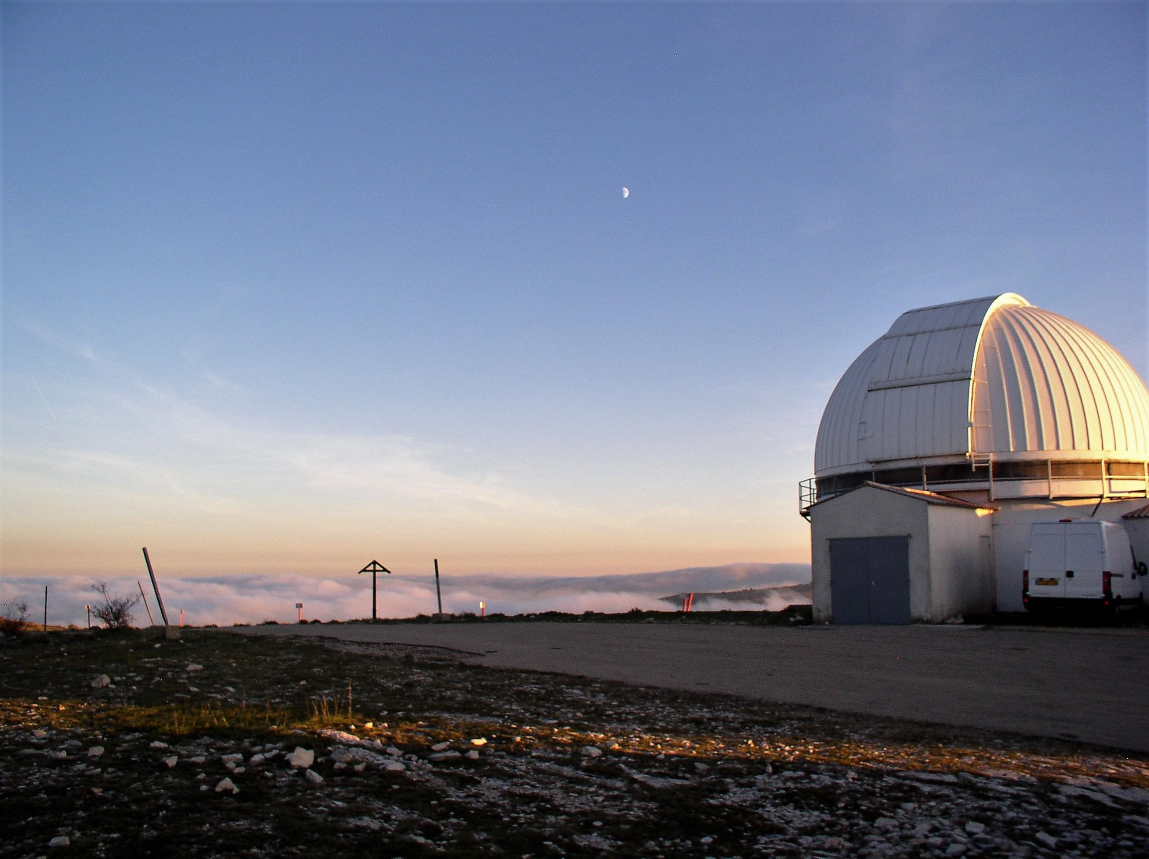 Observatoire de Calern - Caussols