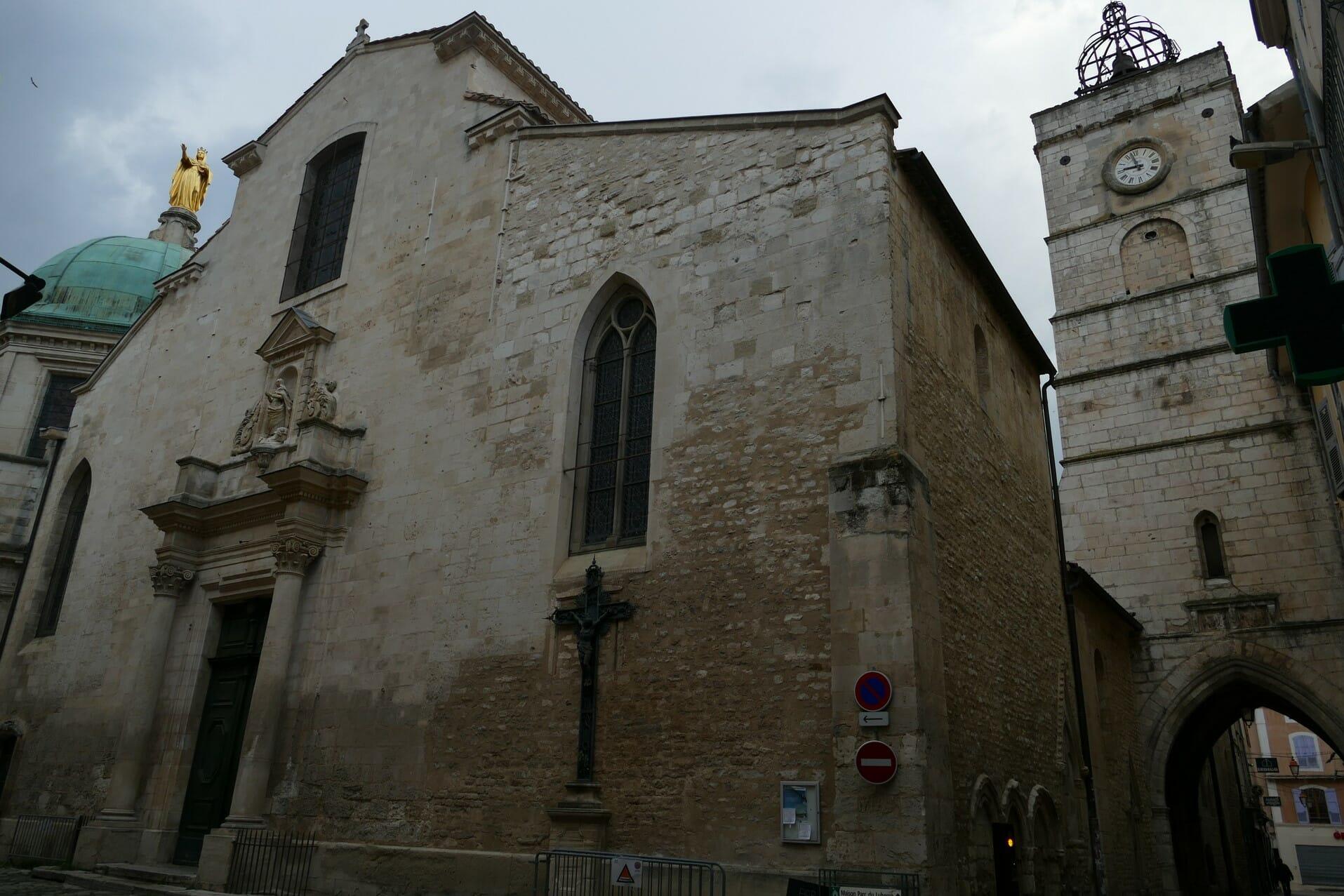 Apt, cathédrale Sainte Anne