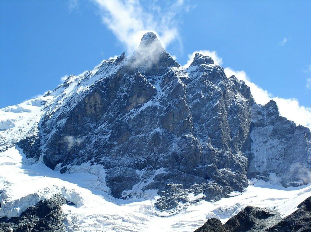 La Meije 3983 m