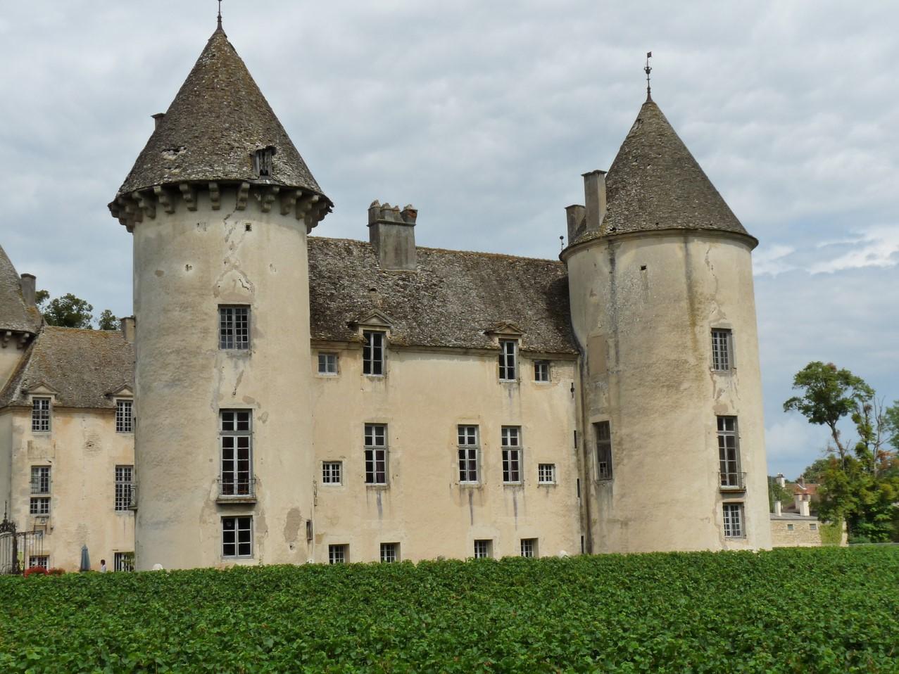 Château de Savigny-lès-Beaune