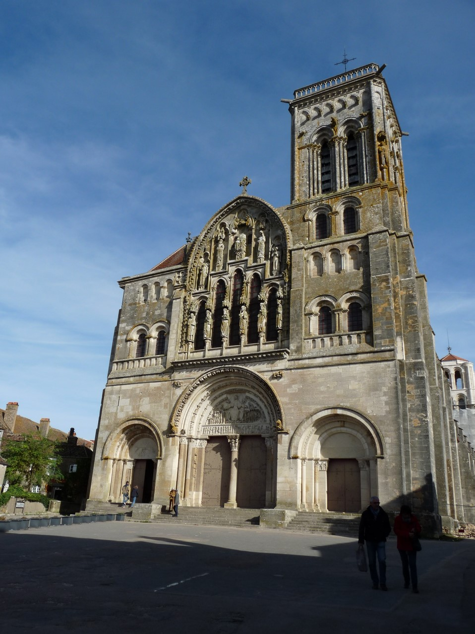 Vézelay, basilique Sainte-Marie-Madeleine